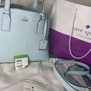 Kate Spade New York Satchel Bag in Blue